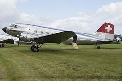 Douglas DC-3C N431HM