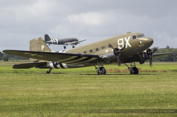 Douglas C-47B Skytrain N150D