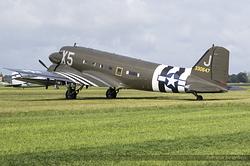 Douglas DC-3C N62CC