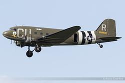 Douglas C-53D Skytrooper N45366