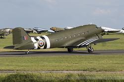Douglas DC-3C G-ANAF