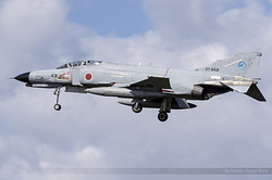McDonnell Douglas F-4EJ Phantom II Japan Air Self Defence Force 07-8431