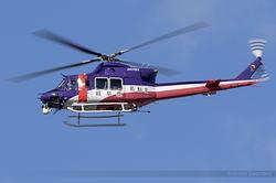 Bell 412EP Gifu Prefecture JA119V