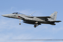 McDonnell Douglas F-15J Eagle Japan Air Self Defence Force 12-8928
