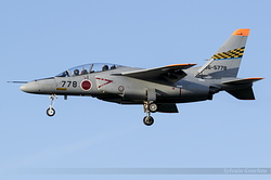 Kawasaki T-4 Japan Air Self Defence Force 96-5778