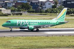 Embraer 170-100SU Fuji Dream Airlines JA04FJ