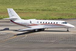 Cessna 680 Citation Sovereign Aero Asahi JA04AA