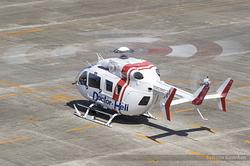 Kawasaki BK117C-2 Central Helicopter Service JA6927