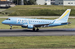 Embraer 170-100STD Fuji Dream Airlines JA02FJ