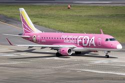 Embraer 170-200STD Fuji Dream Airlines JA03FJ