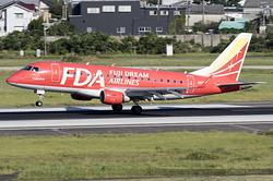Embraer 170-100STD Fuji Dream Airlines JA01FJ