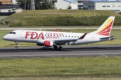 Embraer 170-200STD Fuji Dream Airlines JA12FJ