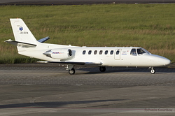 Cessna 560 Citation V Nakanihon Air Service JA120N