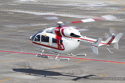 Kawasaki BK117C-2 Aero Asahi JA6933