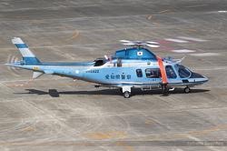Agusta A109E Power Japan Police JA6922
