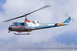 Bell 204B Nakanihon Air Service JA9383