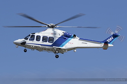 Agusta-Westland AW-139 All Nippon Helicopter JA93NH