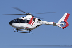 Eurocopter EC 135P3 Nakanihon Air Service JA129D