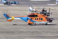 Aérospatiale AS 332L1 Super Puma Shin Nihon Helicopter 2397 / JA6720