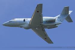 Raytheon U-125A Japan Air Self Defence Force 82-3007