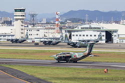Kawasaki C-1 Japan Air Self Defence Force 78-1025