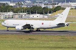 Boeing KC-767J Japan Air Self Defence Force 07-3604