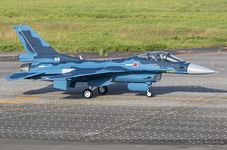 Mitsubishi F-2A Japan Air Self Defence Force 53-8532