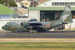 Lockheed C-130H Hercules Japan Air Self Defence Force 05-1084