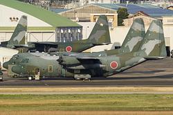 Lockheed C-130H Hercules Japan Air Self Defence Force 75-1075