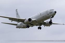 Boeing P-8A Poseidon United States Navy 168859 / LD