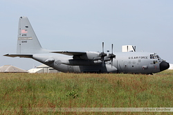 Lockheed C-130H Hercules US Air Force 86-0410