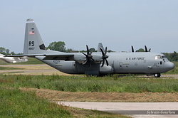 Lockheed C-130J-30 Hercules US Air Force 08-8607