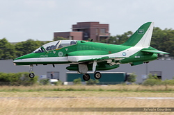 British Aerospace Hawk Mk.65A Royal Saudi Air Force 8808