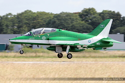 British Aerospace Hawk Mk.65A Royal Saudi Air Force 8810