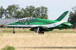 British Aerospace Hawk Mk.65A Royal Saudi Air Force 8814