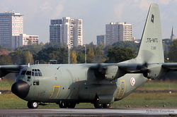 Lockheed C-130E Hercules Tunisia Air Force TS-MTG