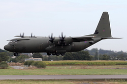 Lockheed C-130J-30 Hercules Royal Air Force ZH868