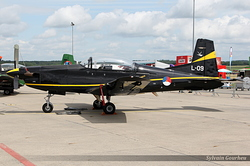Pilatus PC-7 Netherlands Air Force L-09