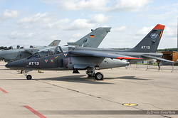 Dassault Alpha Jet + Belgium Air Force AT13