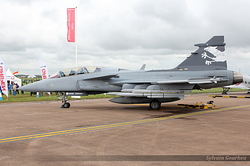 Saab JAS-39D Gripen Sweden Air Force 39-7