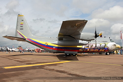 Lockheed C-130H Hercules Colombia Air Force FAC1004