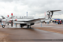 Hawker Beechcraft 350ER King Air MP (B300) Hawker Beechcraft N1459