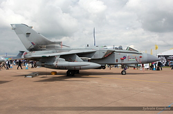 Panavia Tornado GR4A Royal Air Force ZE116