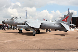 British Aerospace Sea Harrier FA2 Royal Navy ZH800
