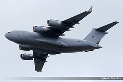 McDonnell Douglas C-17A Globemaster III Royal Air Force ZZ175