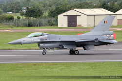 General Dynamics F-16AM Fighting Falcon Belgian Air Force FA-83