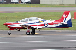 Short S-312 Tucano T1 Royal Air Force ZF269
