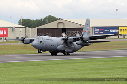 Lockheed C-130H Hercules US Air Force 80-0326