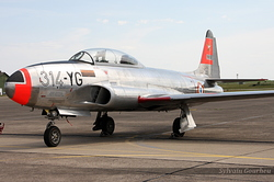 Lockheed T-33A T-Bird Armée de l'Air 18658 / 314-YG