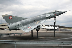 Dassault Mirage IIIS Switzerland Air Force J-2314